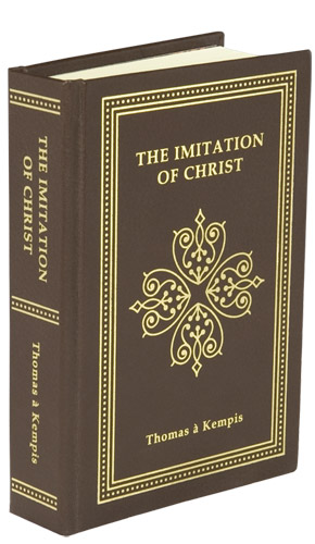 The Imitation of Christ - Leather Hardback