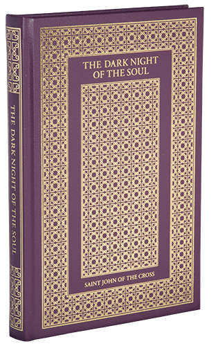 The Dark Night of the Soul - Leather Hardback
